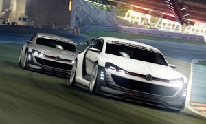 VW GTI Supersport Vision concept