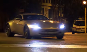 James Bond SPECTRE car chase preview