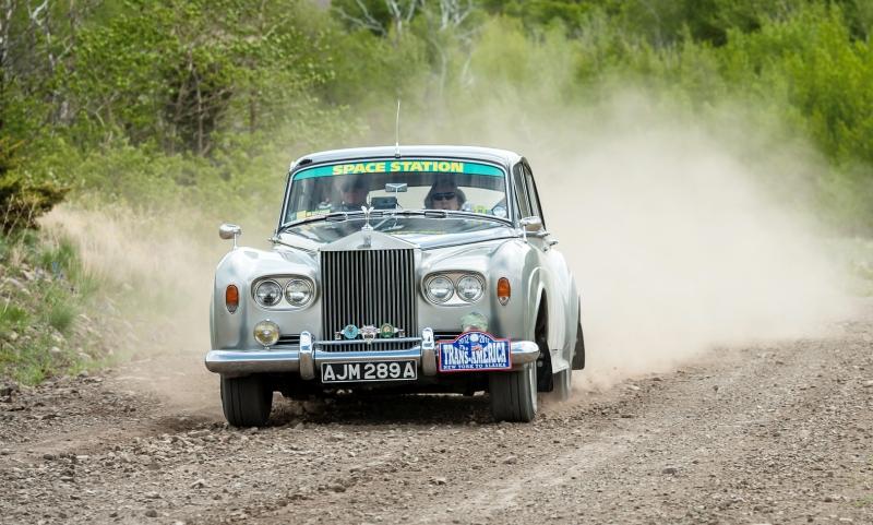 Trans-America Challenge Rolls-Royce