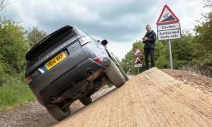 Remote-control Range Rover Sport