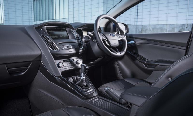 Ford Focus Titanium X estate review
