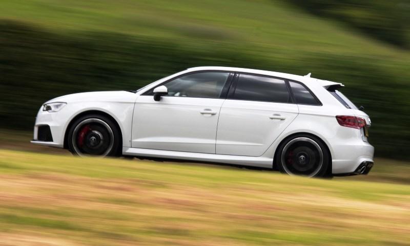 Audi Rs3 Launch Treat Automotive Blog