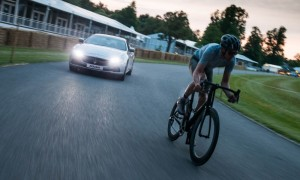 Maserati and David Millar