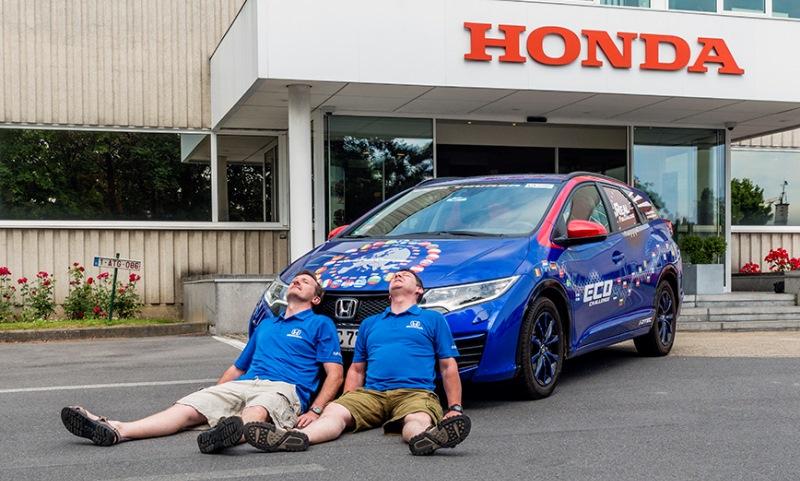 Economical Honda Civic Tourer