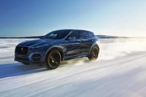 Jaguar F-PACE SUV