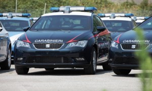 SEAT Leon police cars