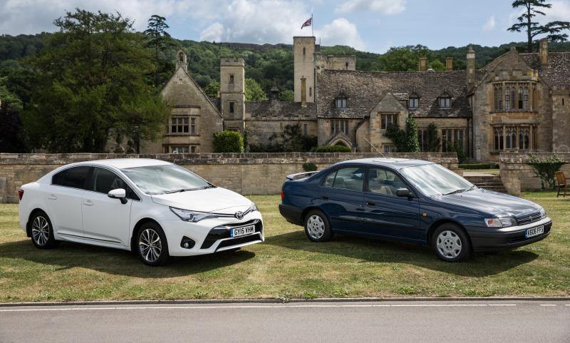 Toyota's 50th anniversary