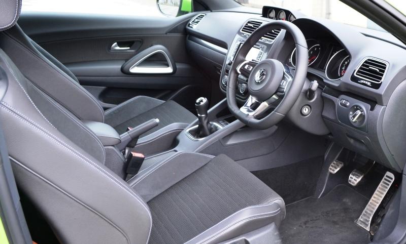 Volkswagen Scirocco GT2