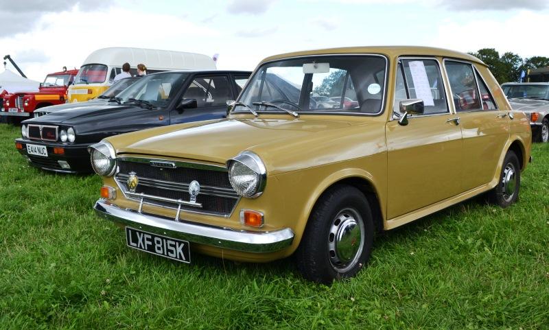 Morris 1100 at Carfest