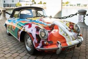Janis Joplin's Porsche