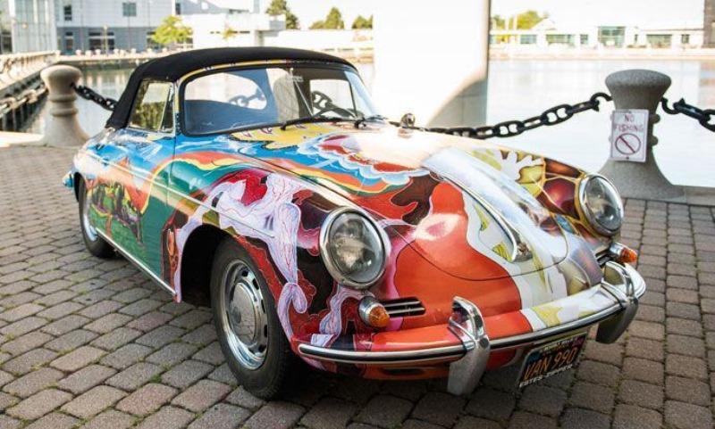 For Sale Janis Joplin S Iconic Porsche Automotive Blog