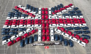 Vauxhall Astra celebration