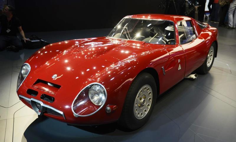 Top 20 Cars Frankfurt Motor Show Automotive Blog