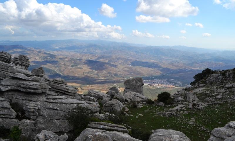 El Torcal Park Nature Reserve