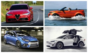 Cars to watch in 2016