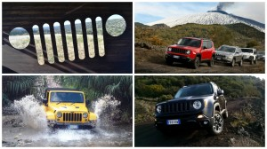 Jeep montage