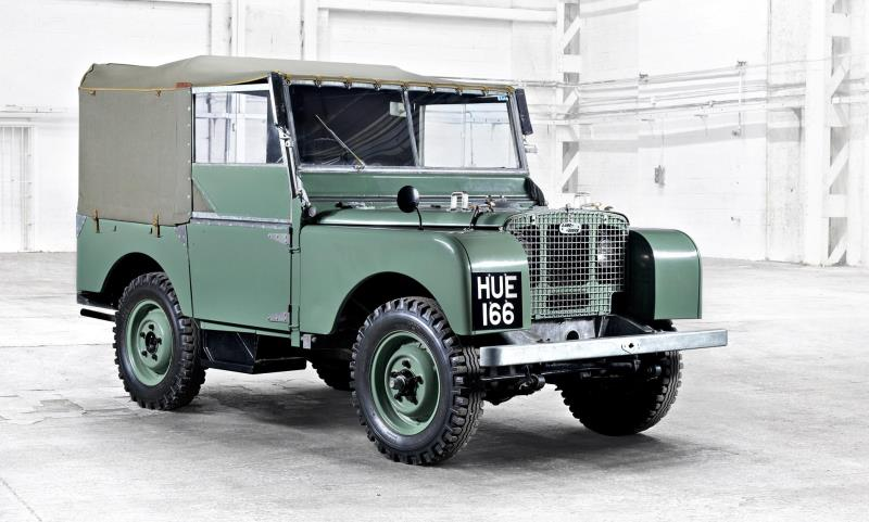 Rip Land Rover Defender Automotive Blog