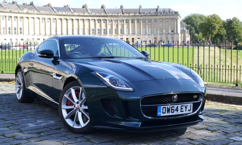 Jaguar F-Type Coupe6