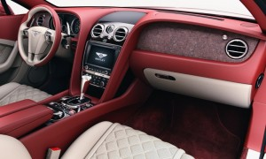 Bentley Stone Veneers by Mulliner