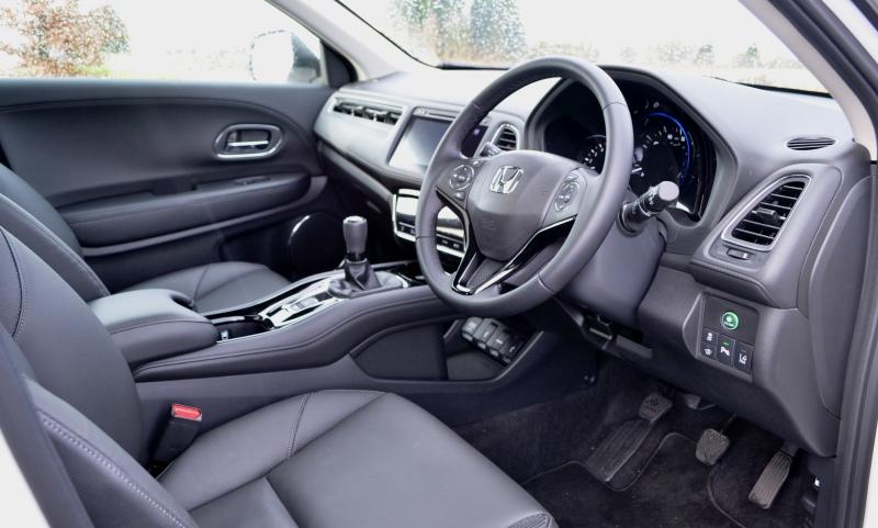 Honda HRV8