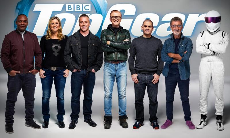 New Top Gear team