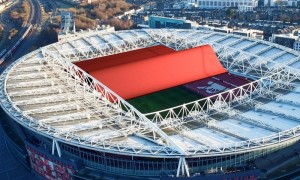 Emirates Stadium sunroof