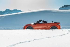 Range Rover Evoque Convertible4
