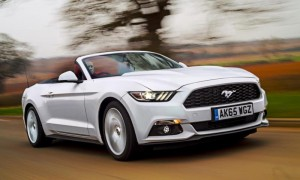 UK spec Ford Mustang