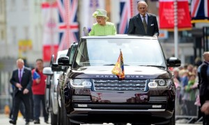 Queen's 90th birthday drive