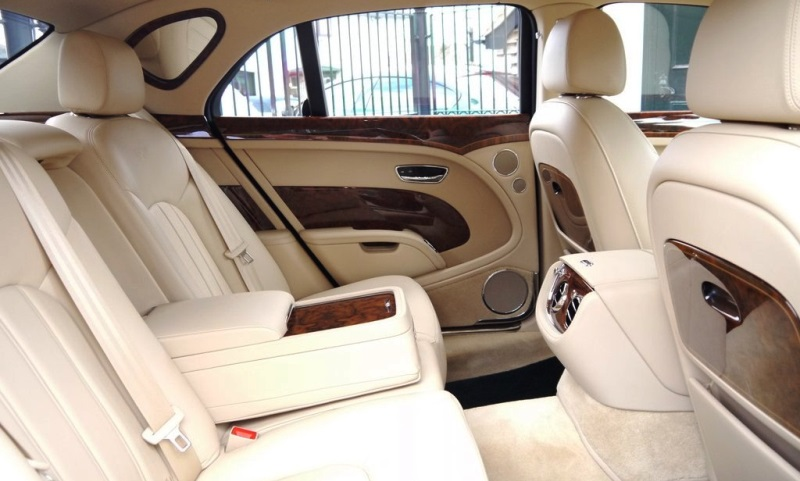 Queen's Bentley Mulsanne (