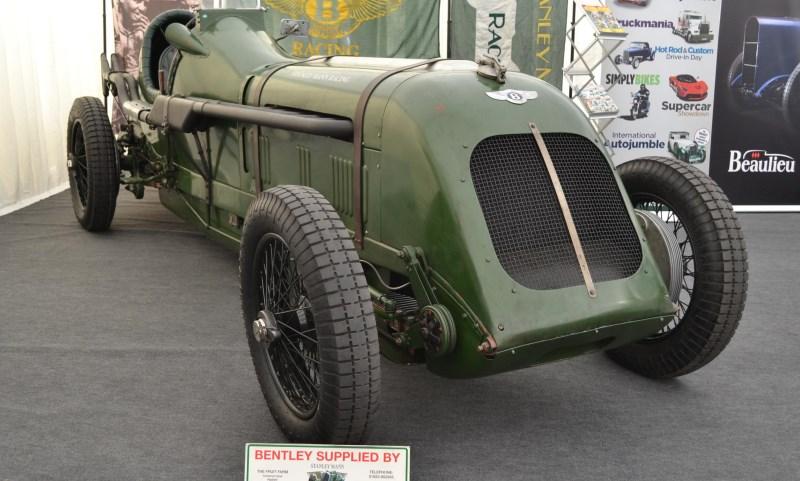 Stanley Mann Racing Bentley
