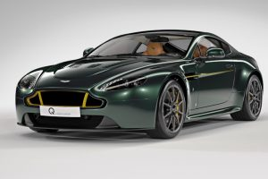 Aston Martin V12 Vantage S 'Spitfire 80'