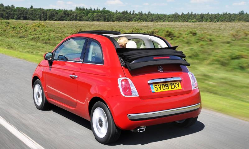 Fiat 500 - first car?