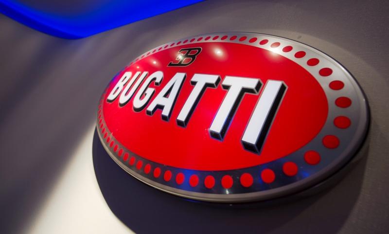 New HR Owen Bugatti dealership