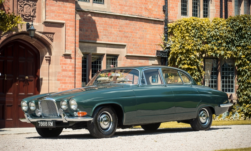 Jaguar founder's own car for sale