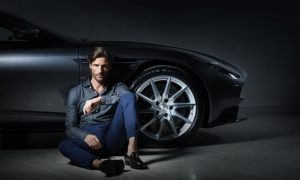 Aston Martin and menswear retailer Hackett anounce new partnership