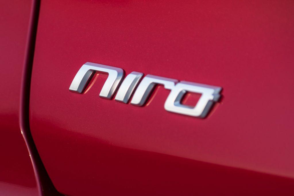 Kia Niro hybrid crossover