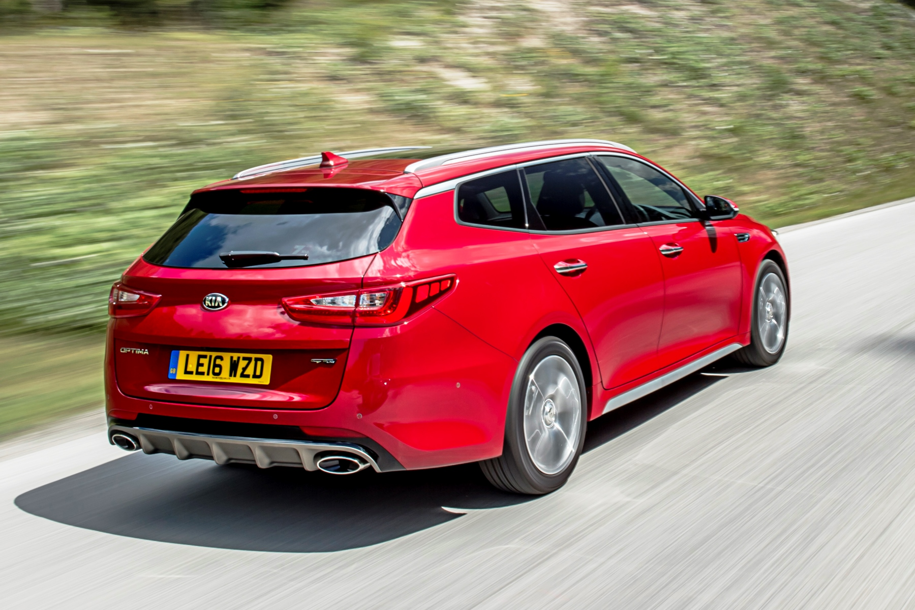 kia optima sportswagon review � automotive blog