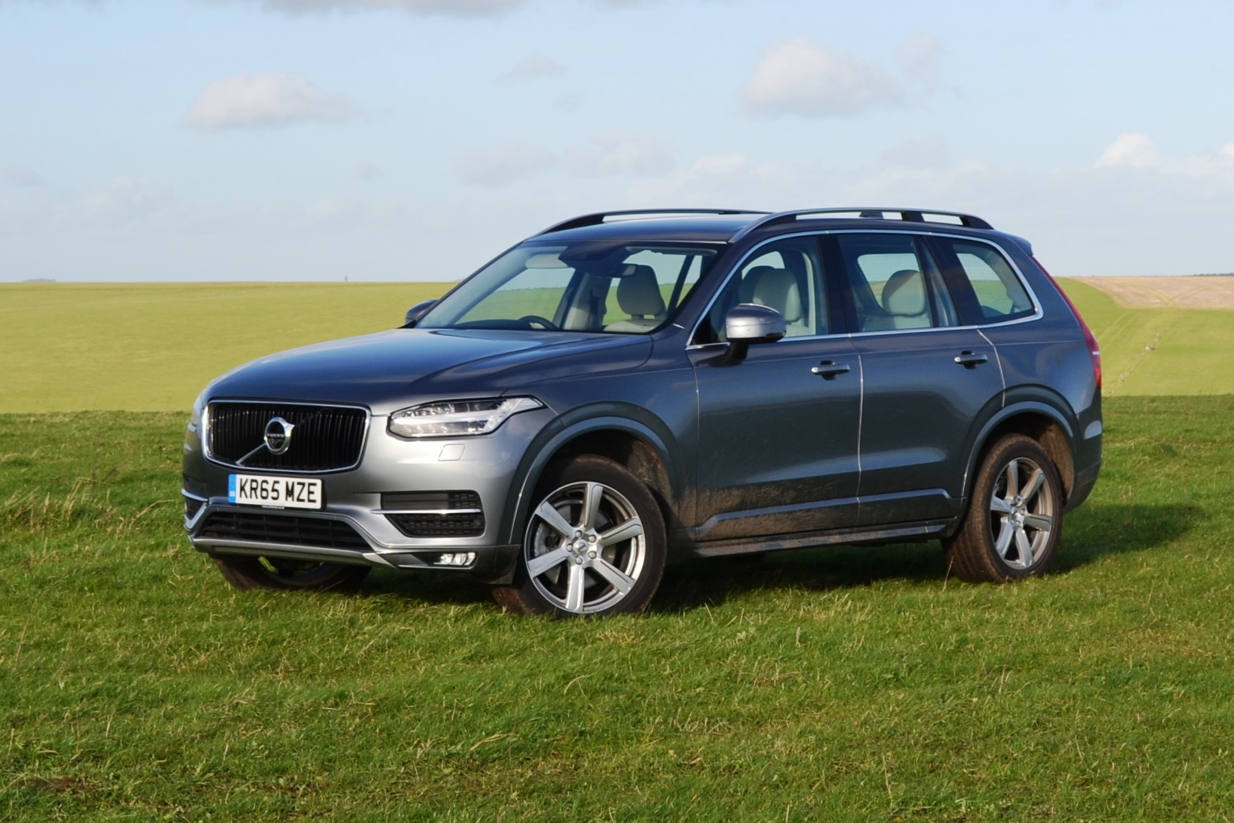 volvo xc90 review automotive blog. Black Bedroom Furniture Sets. Home Design Ideas