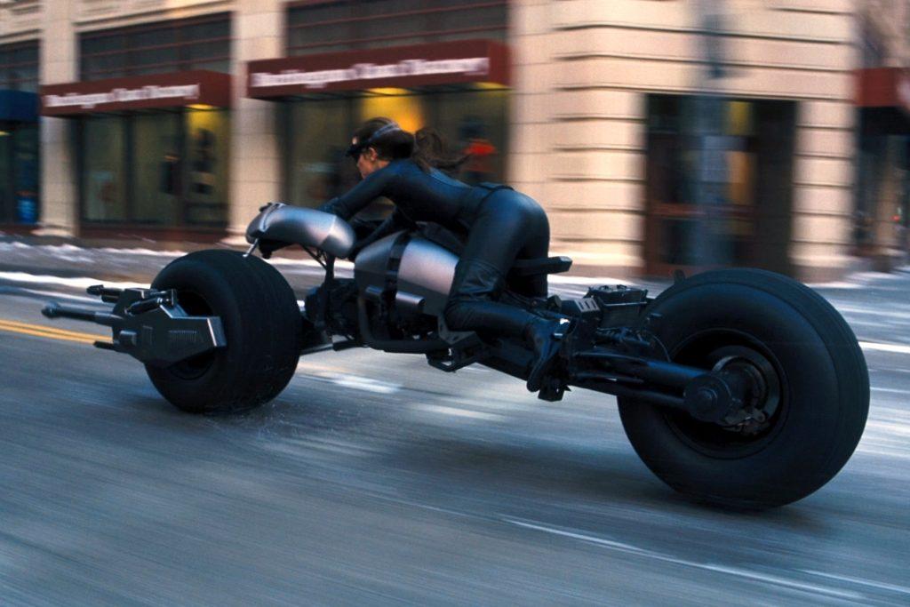 Batman's Batpod