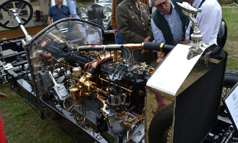 Goodwood Revival 2016 Rolls-Royce Silver Ghost