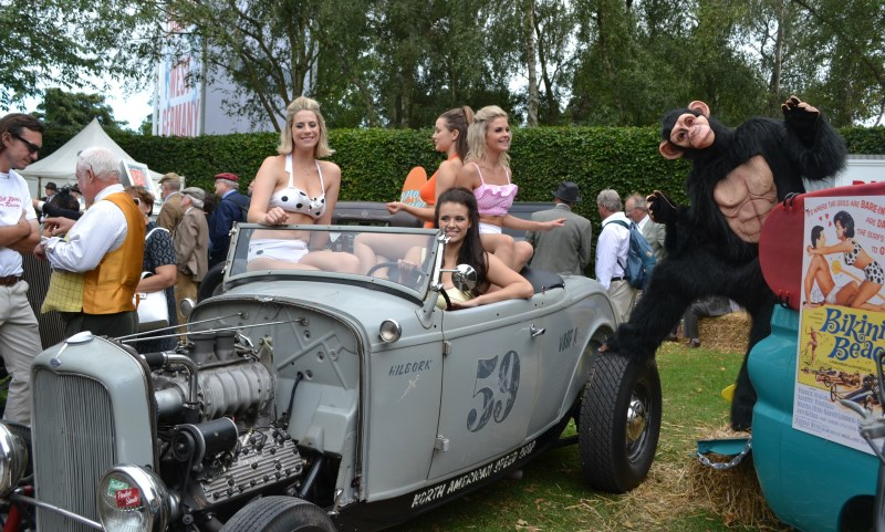 Goodwood Revival 2016