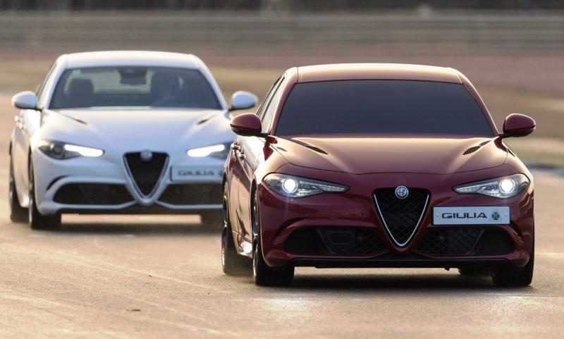 All-New Alfa Romeo Giulia Quadrifoglio 3