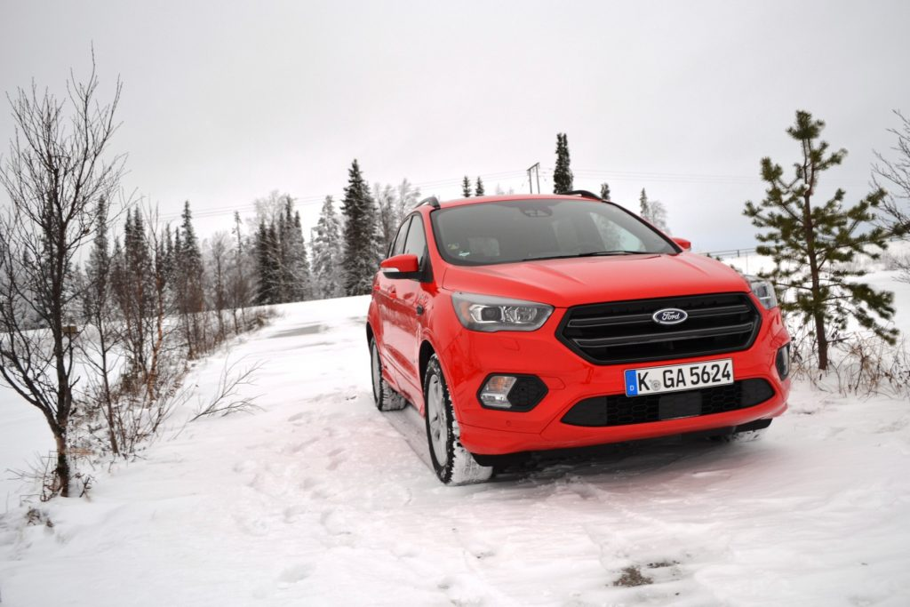 Ford Kuga #KUGAdventure