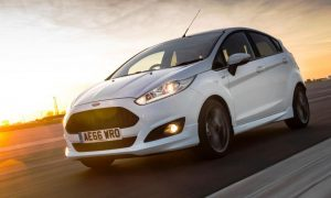 Ford Fiesta - UKs best-selling car in 2016