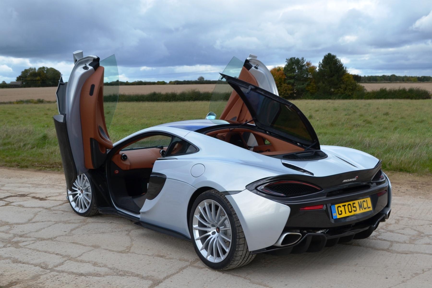 Mclaren 570gt Review Automotive Blog