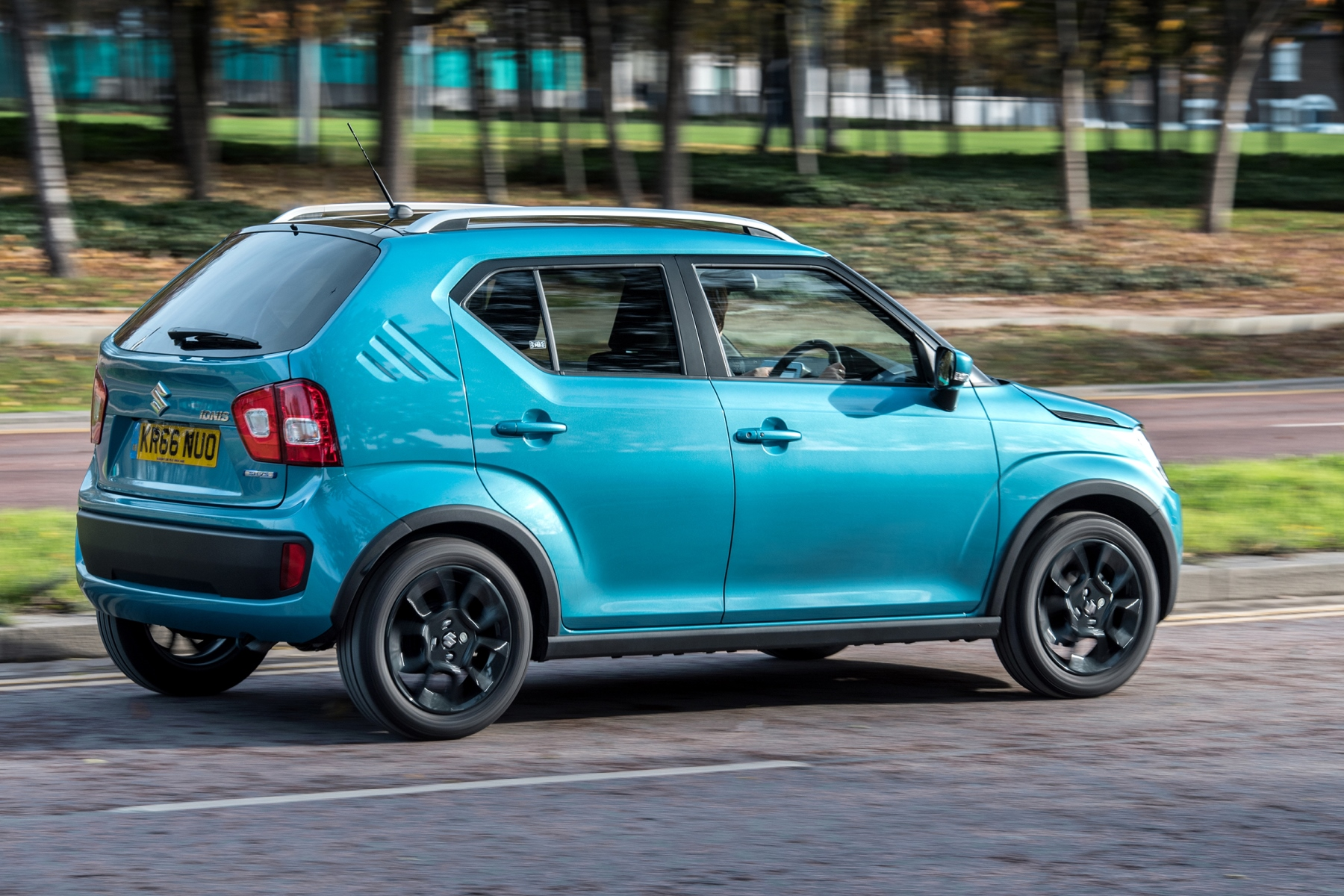 2018 Suzuki Car >> Suzuki Ignis review – Automotive Blog