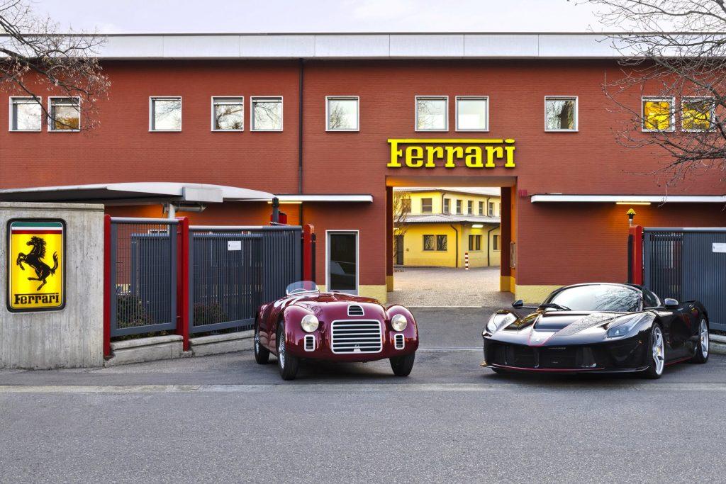 Ferrari HQ Maranello