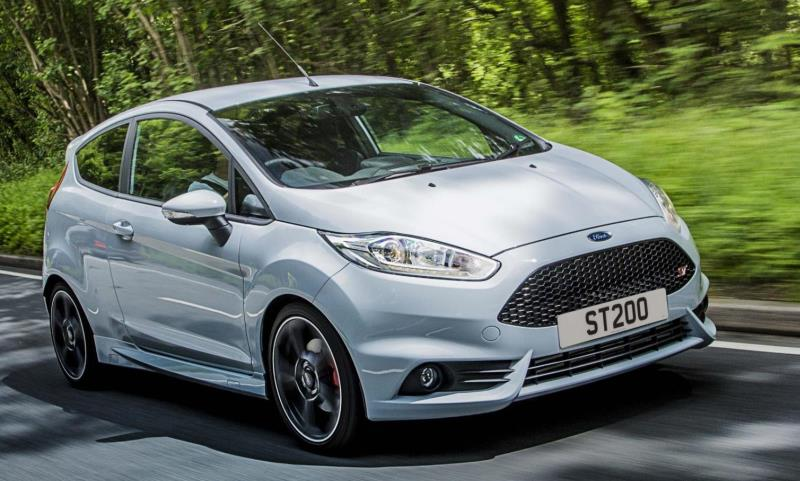 ford fiesta st200 review automotive blog. Black Bedroom Furniture Sets. Home Design Ideas