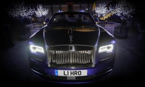 London Motor Show Rolls-Royce
